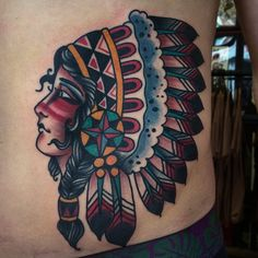 Shaun Bailey as featured on www.swallowsndaggers.com #tattoo #tattoos