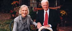 Billy & Ruth Graham.
