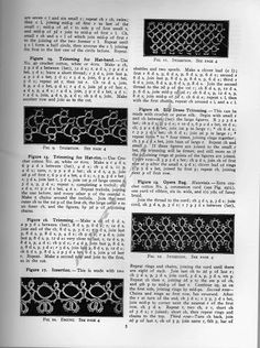 Tatting patterns - Lada - Picasa Web Albümleri
