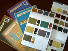 Follow these detailed steps to help you in the selection of your exterior house colors. Matt and Shari have 60 years experience with this tough project.