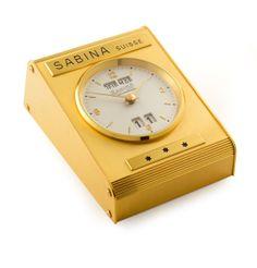 SABINA Suisse Tablette, circa 1970. www.boule-auctions.com
