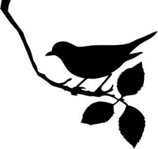 To Kill A Mockingbird Iconic Image For Book Collage Silhouette Cameo Projects Bird