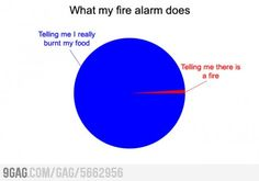 What my fire alarm does...