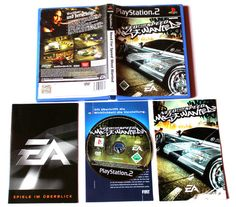 Need For Speed: Most Wanted für Playstation 2,in OVP!