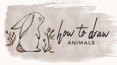 Hayvanlar nasıl çizilir?