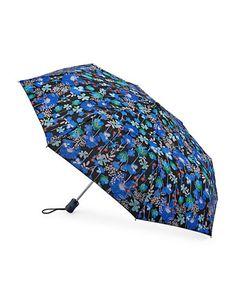 FULTON . #fulton # Floral Umbrellas, Folding Umbrella, Fulton, Bloom, Basket, Color Blue, Rain, Gift Ideas, Cover