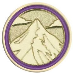JUNIOR JOURNEY SUMMIT AWARD PIN $3.00 #69309 The Journey Summit Award Pin is earned by girls who have completed all three National Leadership Journeys at their grade level. The colored border around each pin corresponds to their grade level.