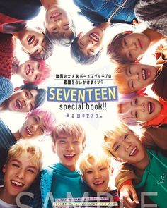 """3,016 curtidas, 12 comentários - SEVENTEEN CARAT (@svt_world) no Instagram: """"Pledis_17jp twitter ❤~ SEVENTEEN JAPAN NEWS Seventeen x Seventeen collaboration once more!…"""""""