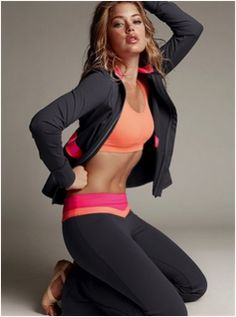 motivation.....love the outfit too, hopefully I'll look this good one day