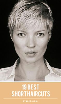 The best short haircuts of all time. Major chop inspiration. #hair