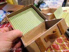 DIY Miniature Suitcase