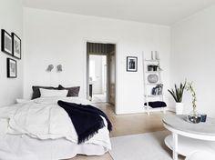 Vardagsrum/ sovrum