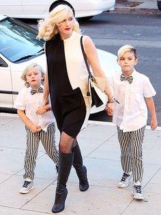 BLACK & WHITE photo | Gwen Stefani
