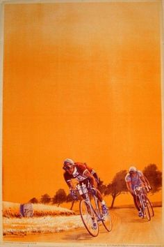 cadenced:  Belgian cycling poster from 1944 found on the The...