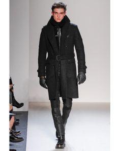 "GQ Editors' Picks from Milan Fashion Week 2013 Belstaff ""Badass coat.""—Michael Hainey, GQ deputy editor"