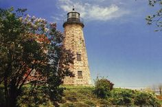 Charlotte Genesee Light - Rochester, NY Was established in 1822 and rebuilt in 1858