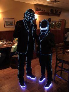 Daft Punk Halloween costumes - Imgur