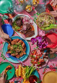 Alex Lau - food — 2D Creative Artists B Food, Food Art, Love Food, Food Photography Styling, Food Styling, Product Photography, Photography Ideas, Mole, Gourmet Recipes