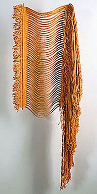 Read a feature on the legacy of artist Lenore Tawney in the Winter 2013 issue of FiberArtNow.net magazine.
