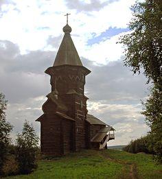 Русские деревянные храмы.. Обсуждение на LiveInternet - Российский Сервис Онлайн-Дневников