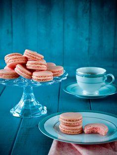 Lulu's Sweet Secrets: Grapefruit Macarons