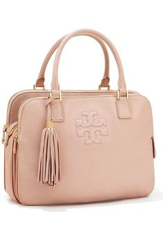 "More of our Shaw Color Forecast Awakened Blush also known as ""White Oak"" by Tory Burch"