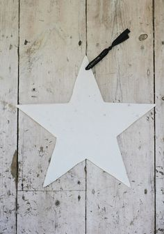Decorative star — BODIE and FOU - Award-winning inspiring concept store