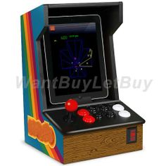 WiFi Wireless Arcade Cabinet Gaming Controller for iPhone / iPad / All Tablet PCs. Do you like play games in iPhone and Tablets? Get one for it.  http://www.wantbuyletbuy.com/wifi-wireless-arcade-cabinet-gaming-controller-for-ipad-iphone-all-tablet-pcs_p17921.html