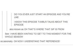 And: oh... That's that character the whole fandom cries about. Or that's the character they always forget. Aka: Adam.