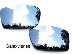 cd4aff54054c Galaxylense Replacement Lenses for Oakley Gascan Titanium Color Polarized  >>> You