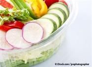 Pre-Packed Salad