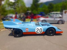 Porsche Gulf 浅間ヒルクライム