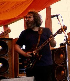 Jerry Garcia Guitar Rig Gear and Equipment