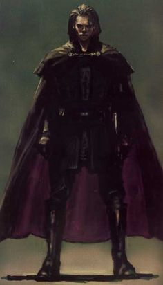 Day-um! Where was this costume? I wish the prequels focused on Anakin right when he started his decent and kept it a slow path to the dark side, and he could have flashbacks throughout.