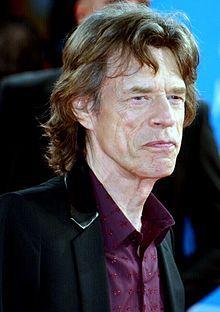 Mick Jagger - has seven children