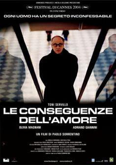 Le conseguenze dell'amore - P. Sorrentino (2004)