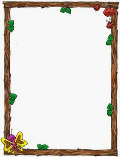 Mariquitas: Marcos, Etiquetas y Bordes Para Imprimir Gratis. Frame Border Design, Boarder Designs, Page Borders Design, Background Design Vector, Frame Background, Printable Border, Boarders And Frames, Butterfly Clip Art, Colouring Pics