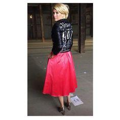 Rinascimento maxi skirt SS14 Collection