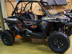 The 2014 Polaris Ranger RZR XP 1000 EPS. Only available at Brinson Powersports of Athens. Visit www.brinsonpowersportsofathens.com for more informaton. East Texas largest inventory.