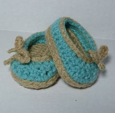 Simply Sweet Ballet Flats Crochet Pattern for American Girl Dolls
