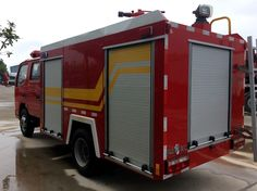 DFAC 3.5CBM FIRE FIGHTING TRUCKS-fire fighting truck