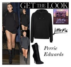Perrie Edwards Little Mix Cirque Nightclub  November 9, 2016