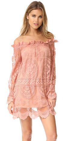 Jen's Pirate Booty Wisdom Mini Dress | SHOPBOP