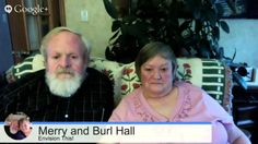 """A Critical Conversation with Merry and Burl Hall of web radio show """"Envi..."""