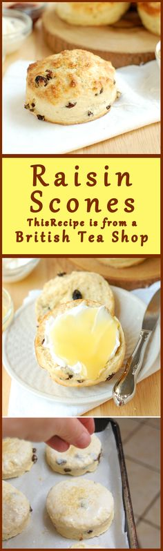 I baked these scones for 7 years working in a British Tea Shop. Easy and well tested recipe.
