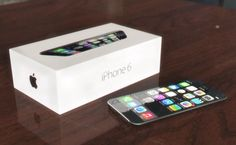 iPhone 6 concept video shows off curved display with iPad Air design Iphone 6 Sale, Buy New Iphone, Apple Iphone 6, Iphone 6 Images, Apple Packaging, Ios, Phones For Sale, Android, September