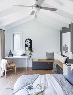 Small Kitchenette, California Bungalow, Foster Family, Architecture Awards, Australian Homes, The Design Files, Mid Century House, Coastal Homes, Inspired Homes