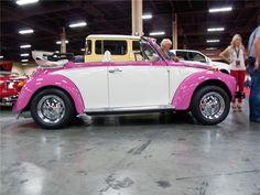 1975 VOLKSWAGEN BEETLE CUSTOM CONVERTIBLE - Barrett-Jackson Auction Company - World's Greatest Collector Car Auctions