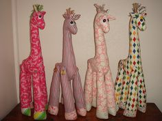 Giraffe Lineup | Flickr - Photo Sharing!