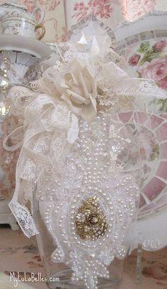 Bridal Lace Bottle